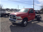 2018 Ram 3500 Regular Cab DRW 4x4,  Cab Chassis #C15590 - photo 1
