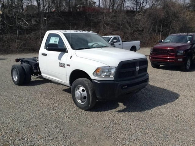 2018 Ram 3500 Regular Cab DRW 4x4,  Cab Chassis #C15630 - photo 3