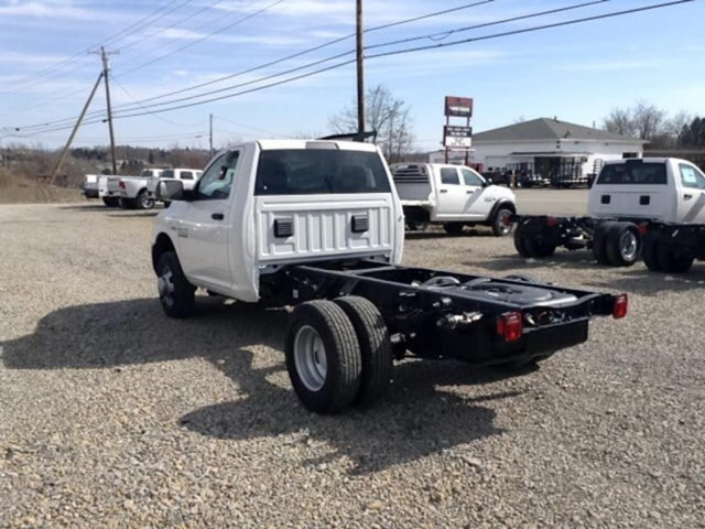 2018 Ram 3500 Regular Cab DRW 4x4,  Cab Chassis #C15630 - photo 2