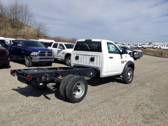 2018 Ram 5500 Regular Cab DRW 4x4,  Cab Chassis #C15701 - photo 6