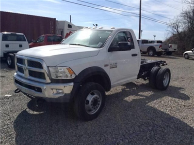 2018 Ram 5500 Regular Cab DRW 4x4,  Cab Chassis #C15701 - photo 1