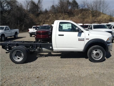 2018 Ram 5500 Regular Cab DRW 4x4,  Cab Chassis #C15701 - photo 7