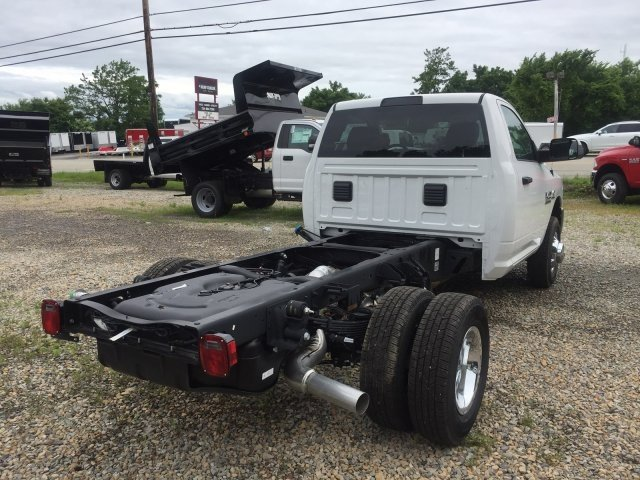 2018 Ram 3500 Regular Cab DRW 4x4,  Cab Chassis #C16077 - photo 4
