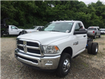 2018 Ram 3500 Regular Cab DRW 4x4,  Cab Chassis #C16077 - photo 1