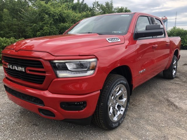 2019 Ram 1500 Crew Cab 4x4,  Pickup #C16159 - photo 1