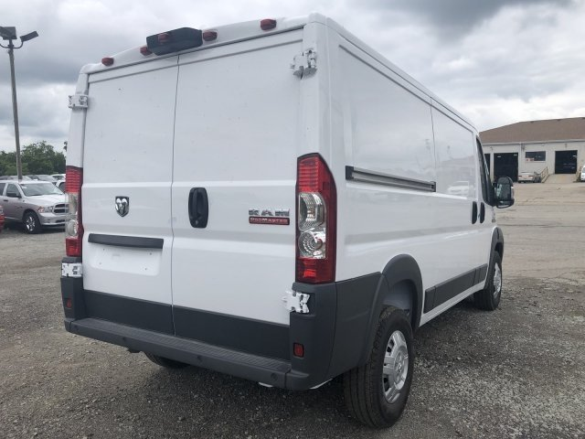 2018 ProMaster 1500 Standard Roof FWD,  Empty Cargo Van #C16390 - photo 5