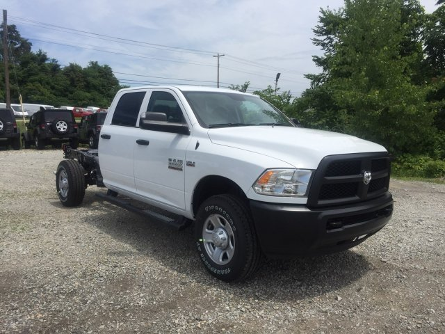 2018 Ram 2500 Crew Cab 4x4,  Cab Chassis #C16487 - photo 3