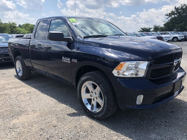 2018 Ram 1500 Quad Cab 4x4,  Pickup #C16525 - photo 3