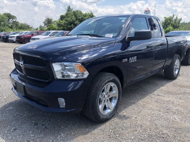 2018 Ram 1500 Quad Cab 4x4,  Pickup #C16525 - photo 1