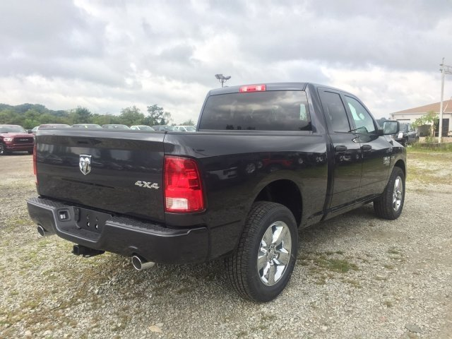 2019 Ram 1500 Quad Cab 4x4,  Pickup #C16923 - photo 4