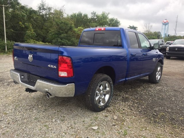 2019 Ram 1500 Quad Cab 4x4,  Pickup #C17151 - photo 4