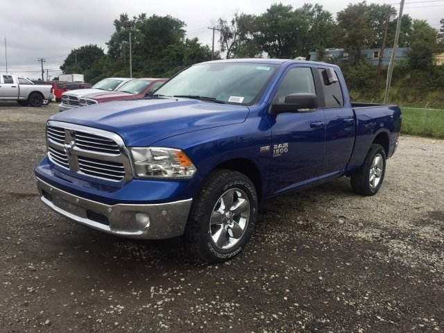 2019 Ram 1500 Quad Cab 4x4,  Pickup #C17151 - photo 1
