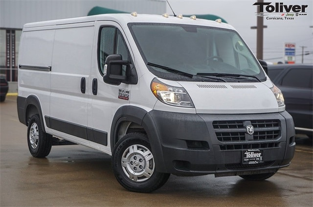 2018 ProMaster 1500 Standard Roof FWD,  Empty Cargo Van #JE120031 - photo 1