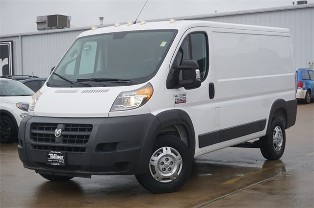 2018 ProMaster 1500 Standard Roof FWD,  Empty Cargo Van #JE120031 - photo 4