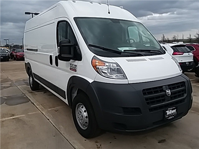 2018 ProMaster 2500 High Roof, Cargo Van #JE120360 - photo 3