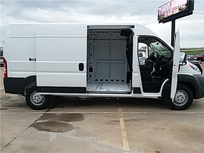 2018 ProMaster 2500 High Roof, Cargo Van #JE120360 - photo 8
