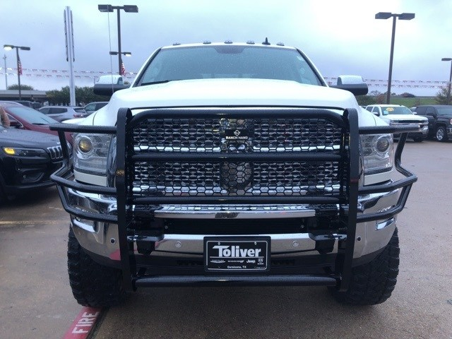 2018 Ram 3500 Crew Cab DRW 4x4,  Pickup #JG220970 - photo 10