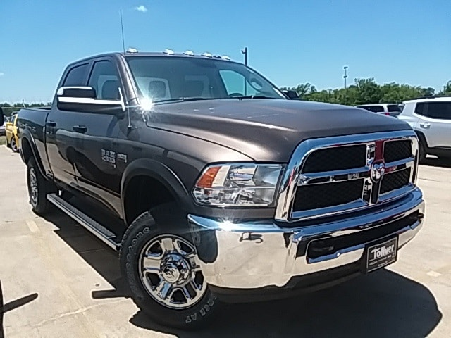 2018 Ram 2500 Crew Cab 4x4,  Pickup #JG222474 - photo 1