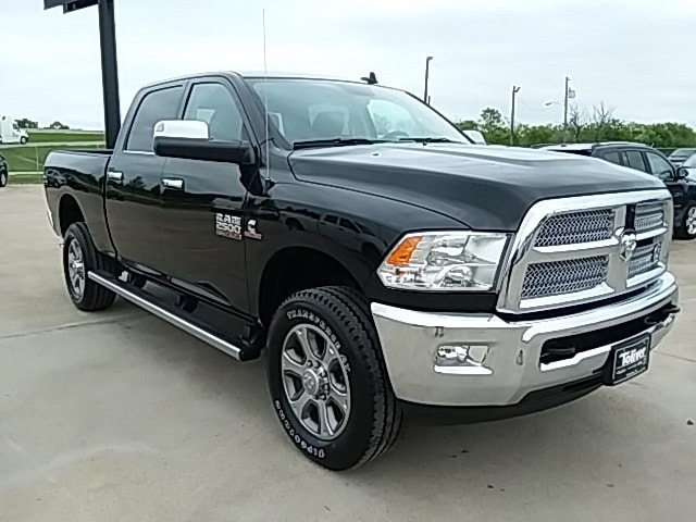 2018 Ram 2500 Crew Cab 4x4, Pickup #JG262877 - photo 1
