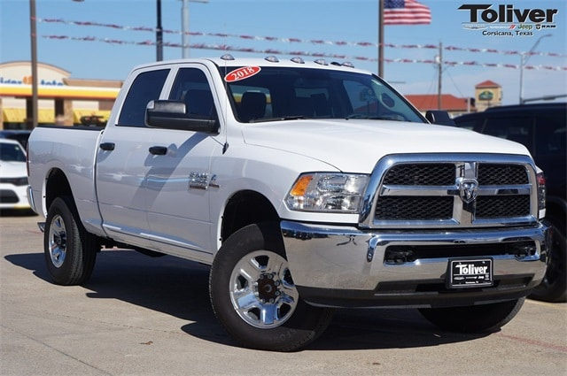 2018 Ram 2500 Crew Cab 4x4,  Pickup #JG270691 - photo 1