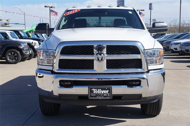 2018 Ram 2500 Crew Cab 4x4,  Pickup #JG270691 - photo 3