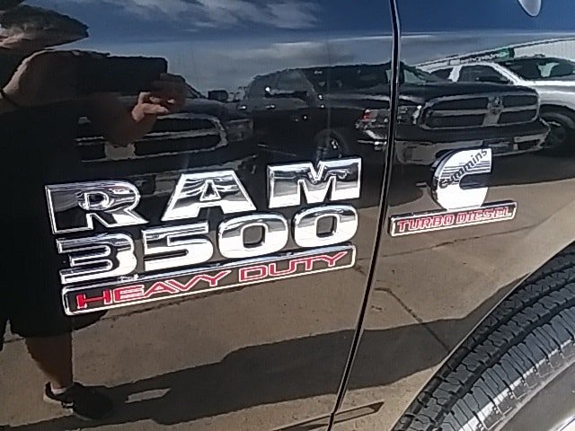 2018 Ram 3500 Crew Cab 4x4,  Pickup #JG281145 - photo 7