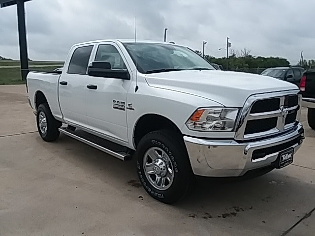 2018 Ram 2500 Crew Cab 4x4,  Pickup #JG296272 - photo 1
