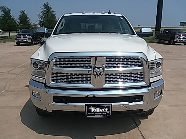 2018 Ram 3500 Mega Cab DRW 4x4,  Pickup #JG331157 - photo 3