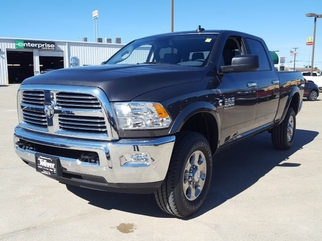 2018 Ram 2500 Crew Cab 4x4,  Pickup #JG333037 - photo 4