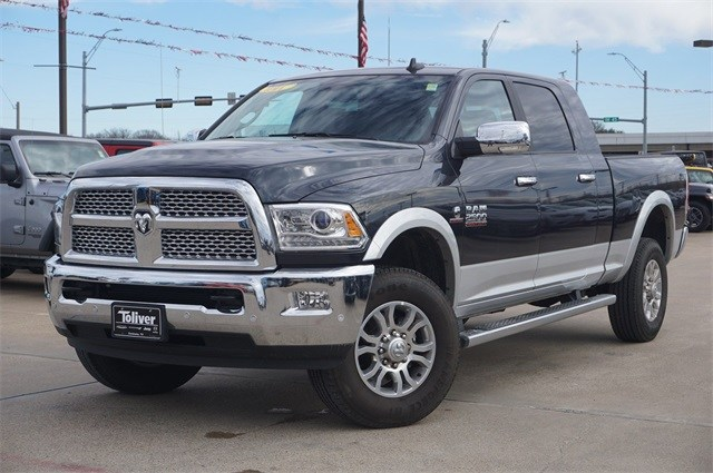 2018 Ram 2500 Mega Cab 4x4,  Pickup #JG349766 - photo 4