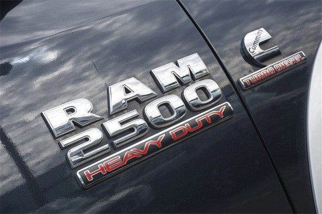 2018 Ram 2500 Mega Cab 4x4,  Pickup #JG349766 - photo 10