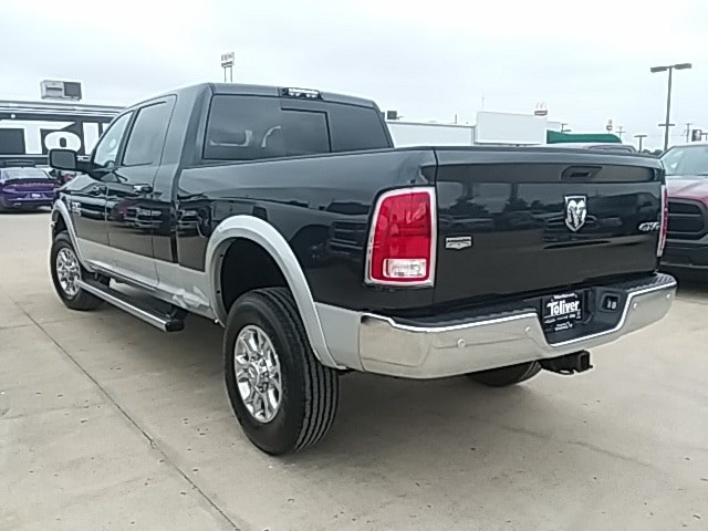 2018 Ram 2500 Mega Cab 4x4,  Pickup #JG349766 - photo 2