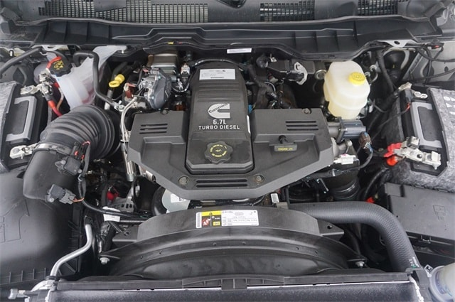 2018 Ram 3500 Crew Cab DRW 4x4,  Pickup #JG373155 - photo 31