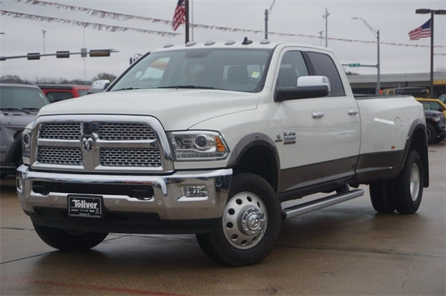 2018 Ram 3500 Crew Cab DRW 4x4,  Pickup #JG373155 - photo 4