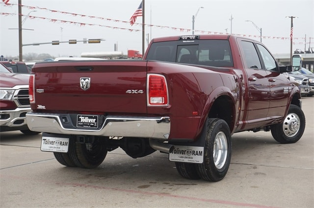 2018 Ram 3500 Crew Cab DRW 4x4,  Pickup #JG375773 - photo 1
