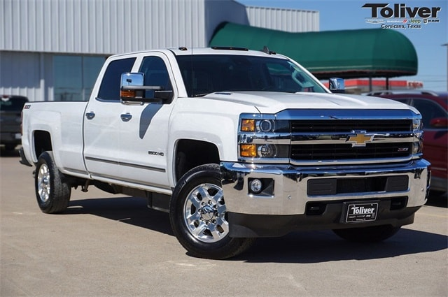 2015 Silverado 2500 Crew Cab 4x4,  Pickup #JG399826A1 - photo 1