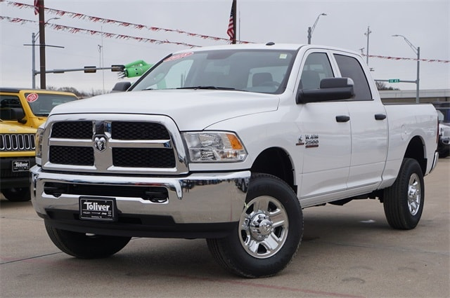 2018 Ram 2500 Crew Cab 4x4,  Pickup #JG403385 - photo 4