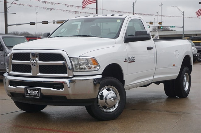 2018 Ram 3500 Regular Cab DRW 4x4,  Pickup #JG410373 - photo 4