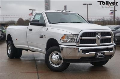 2018 Ram 3500 Regular Cab DRW 4x4,  Pickup #JG410373 - photo 1
