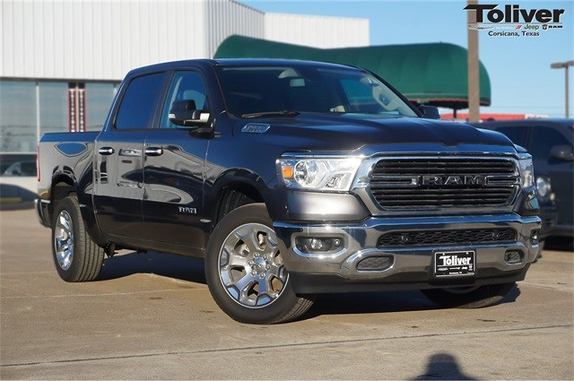 2019 Ram 1500 Crew Cab 4x4,  Pickup #KN565469 - photo 1
