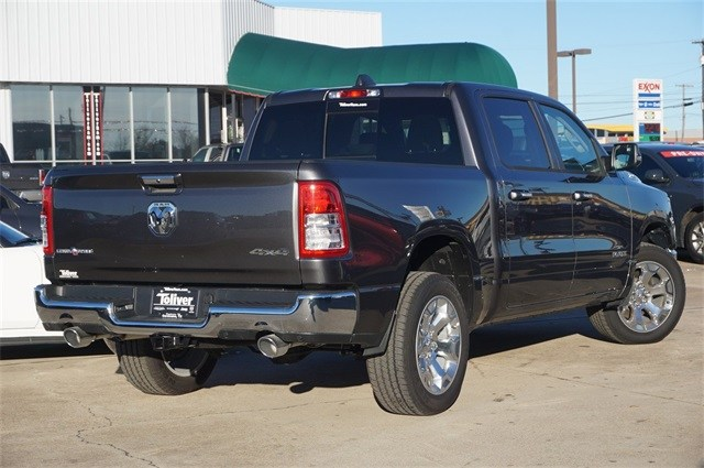 2019 Ram 1500 Crew Cab 4x4,  Pickup #KN565469 - photo 2