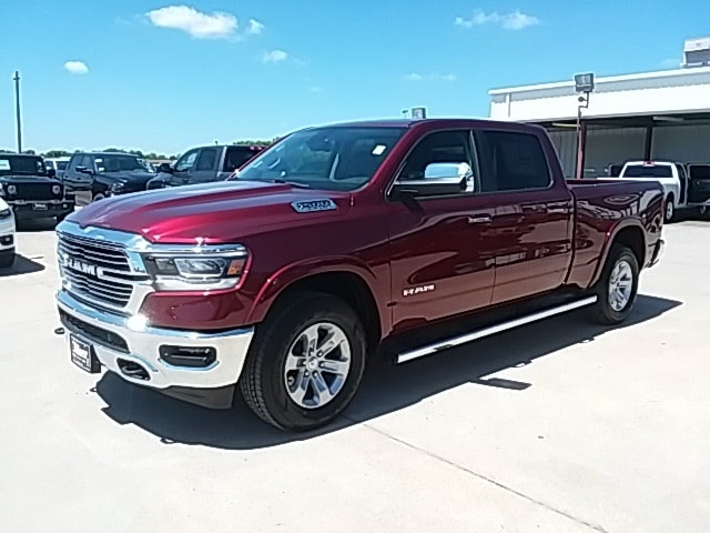 2019 Ram 1500 Crew Cab 4x4,  Pickup #KN573947 - photo 1
