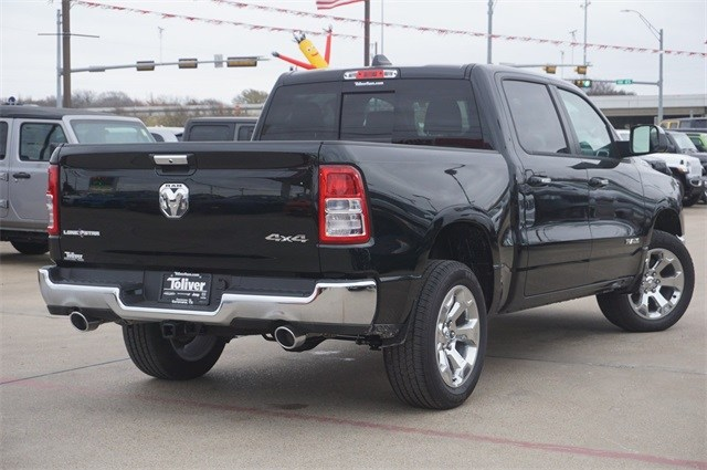 2019 Ram 1500 Crew Cab 4x4,  Pickup #KN653947 - photo 2