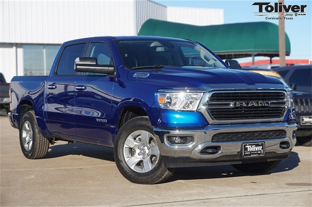 2019 Ram 1500 Crew Cab 4x4,  Pickup #KN653950 - photo 1