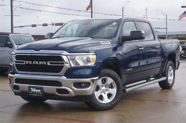 2019 Ram 1500 Crew Cab 4x2,  Pickup #KN679770 - photo 4
