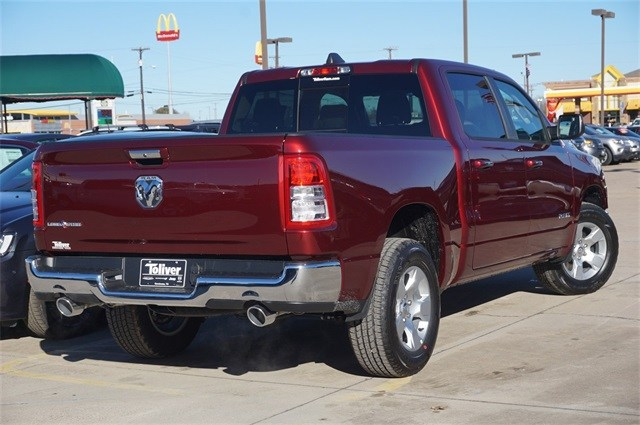 2019 Ram 1500 Crew Cab 4x2,  Pickup #KN684493 - photo 1