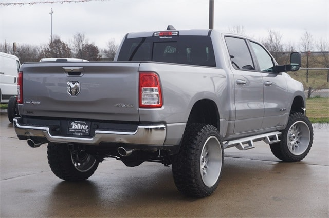 2019 Ram 1500 Crew Cab 4x4,  Pickup #KN693085 - photo 2
