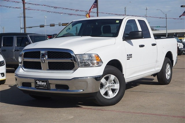 2019 Ram 1500 Quad Cab 4x2,  Pickup #KS508254 - photo 4