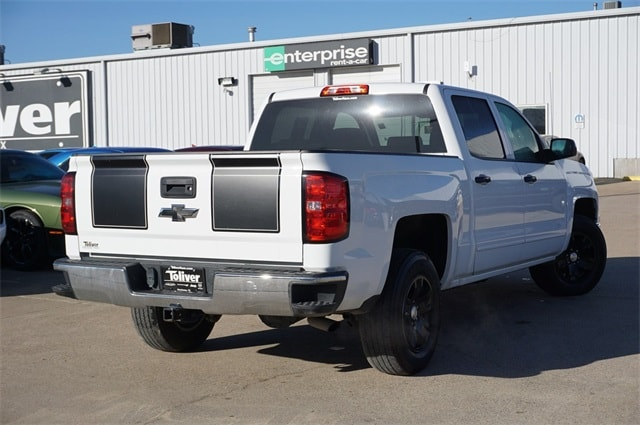 2015 Silverado 1500 Crew Cab 4x2,  Pickup #KS564237A - photo 1