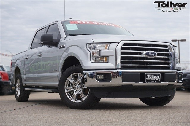2016 F-150 SuperCrew Cab 4x2,  Pickup #P3468 - photo 1